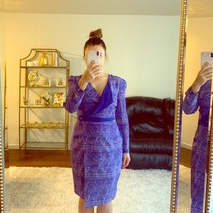 The PODOLLS silk dress